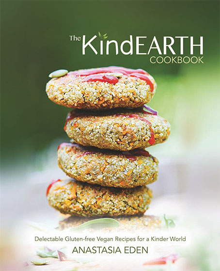 Kind Earth Cookbook Cover